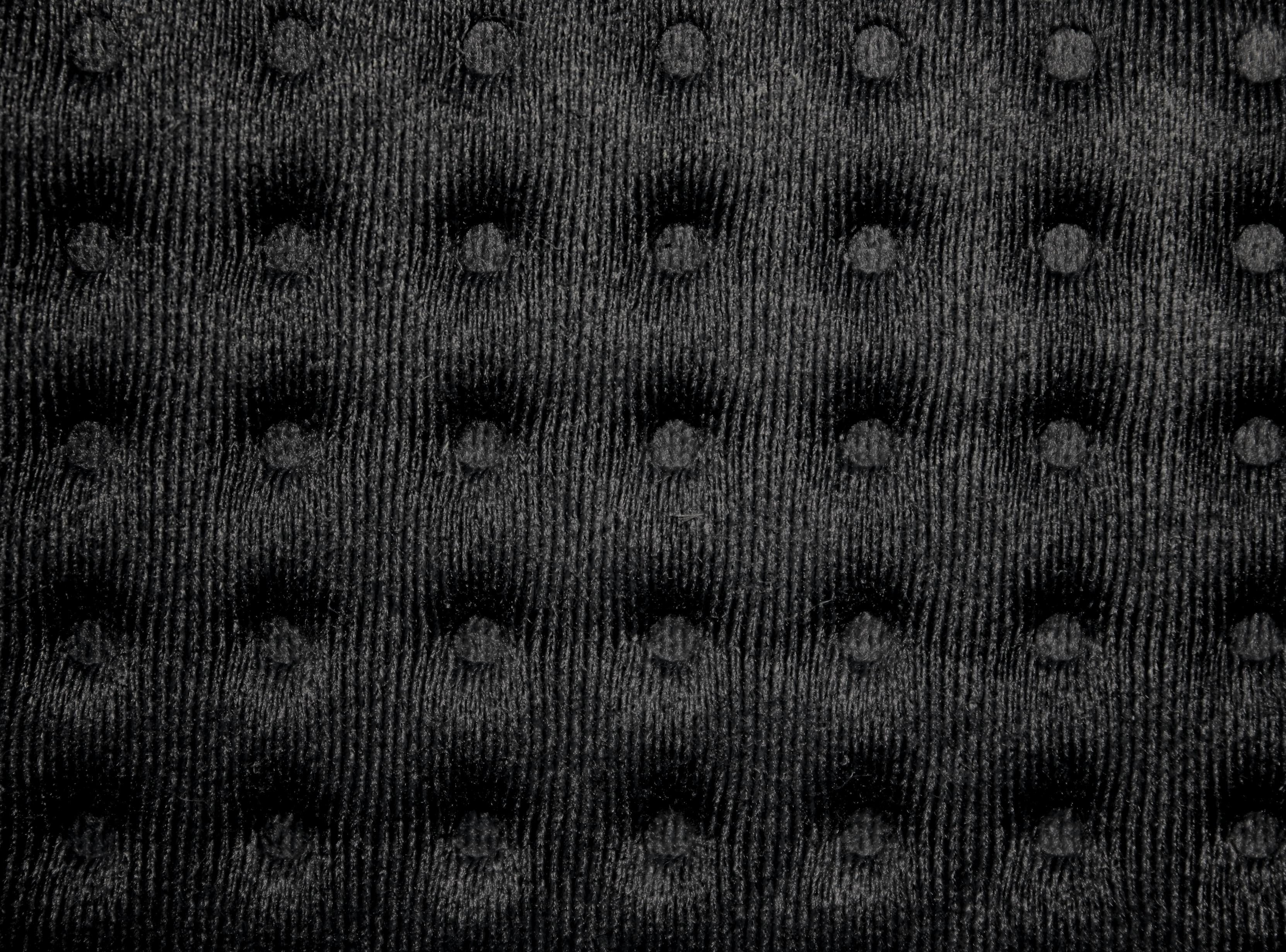Free Picture Black Tufted Fabric Textil Texture