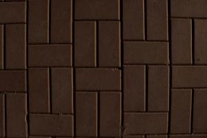brown, brick wall, pavers, sidewalk, texture