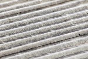 фибростъкло, покрив, текстура