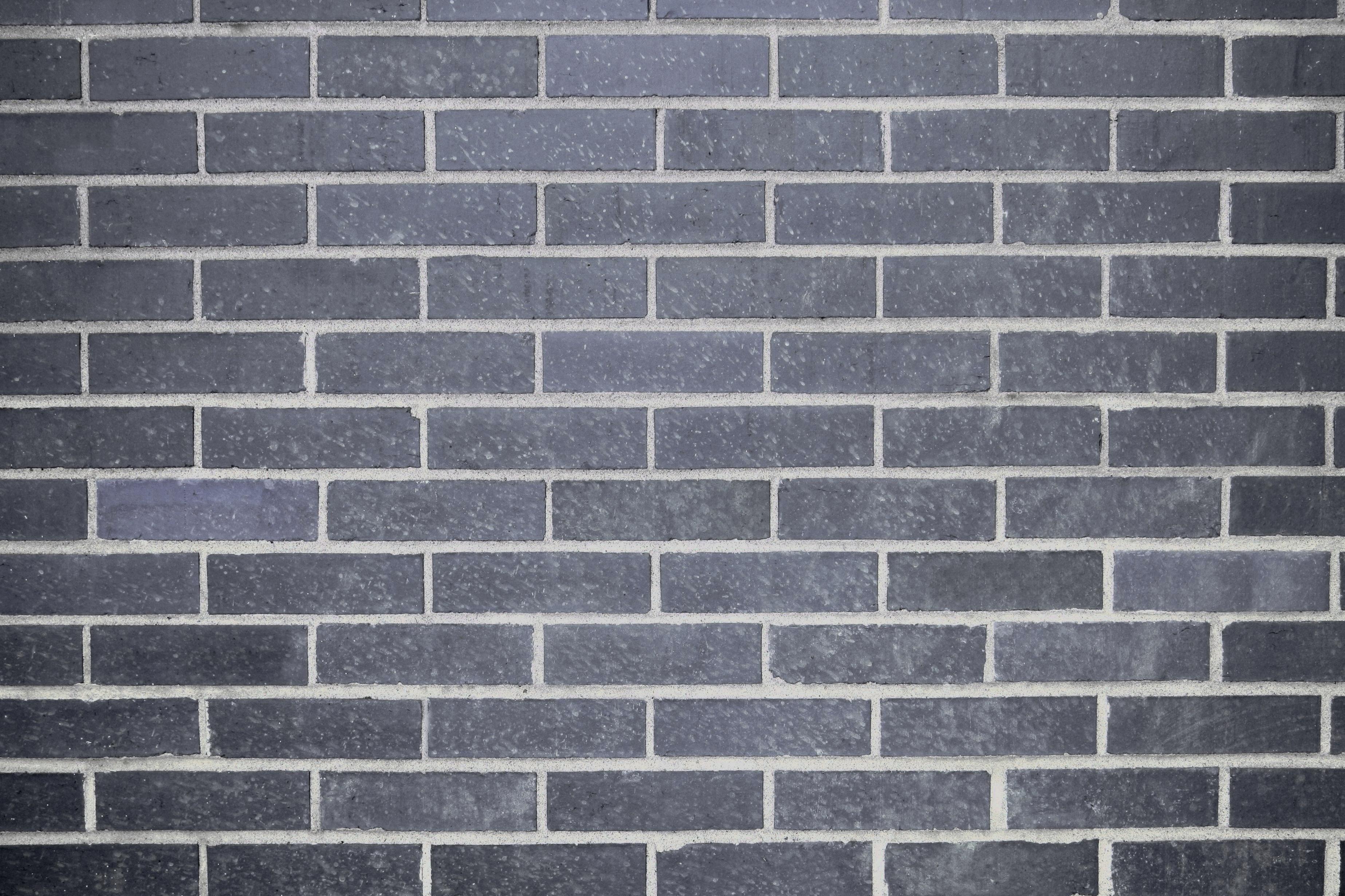 Imagen gratis ladrillos de color gris pared textura - Textura pared ...