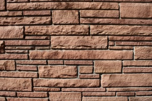 red, sandstone, brick, wall, texture
