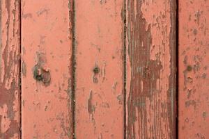 loupání prkna, červené barvy, stará Dřevěná prkna, prkna, textury