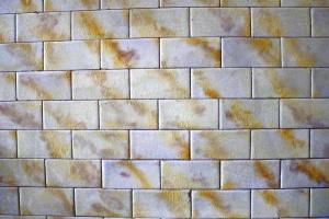 golden weiß, Wandfliesen, Textur