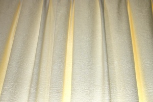 krémova, závesy, textúry, textil