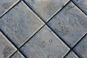 diamond patterned, cement, texture, concrete
