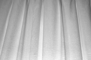 white curtains, textil, texture