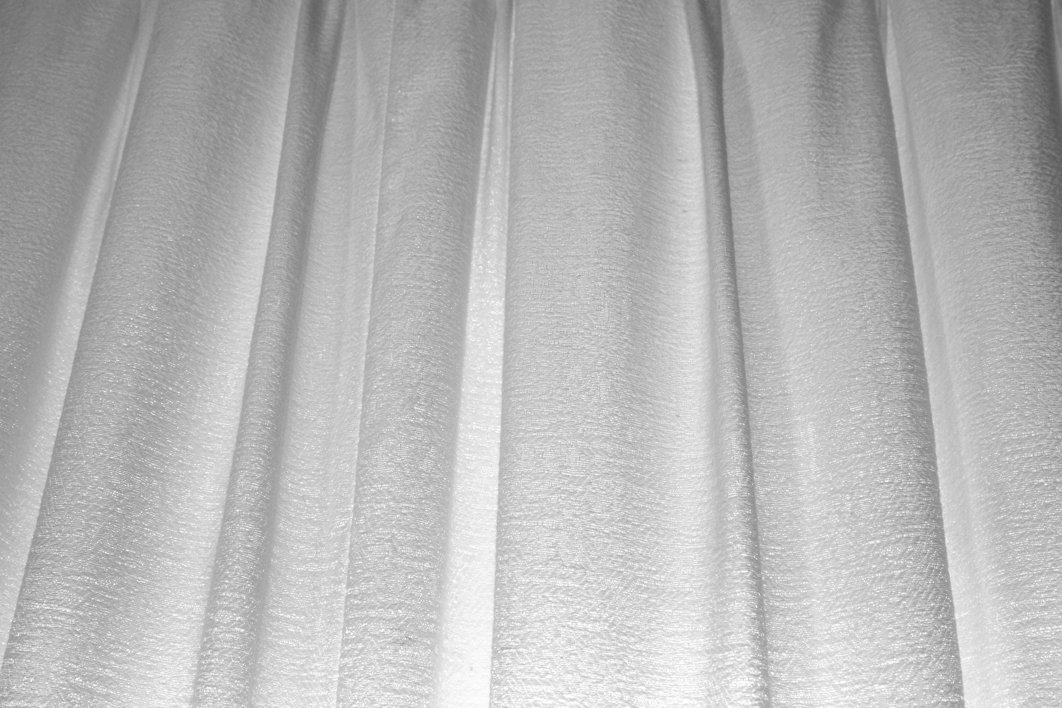 Free picture: white curtains, textil, texture for Black Curtains Texture  568zmd
