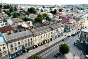 buildings, road, town, city, architecture
