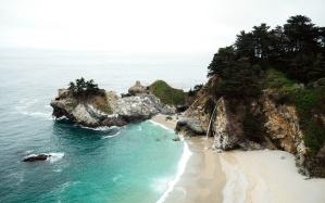 Beach, homok, utazás, vakáció, víz, hullám