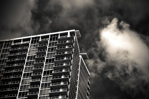 building, steel, tall, urban, window