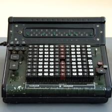 cash register machine, electronics, equipment, keyboard, keys