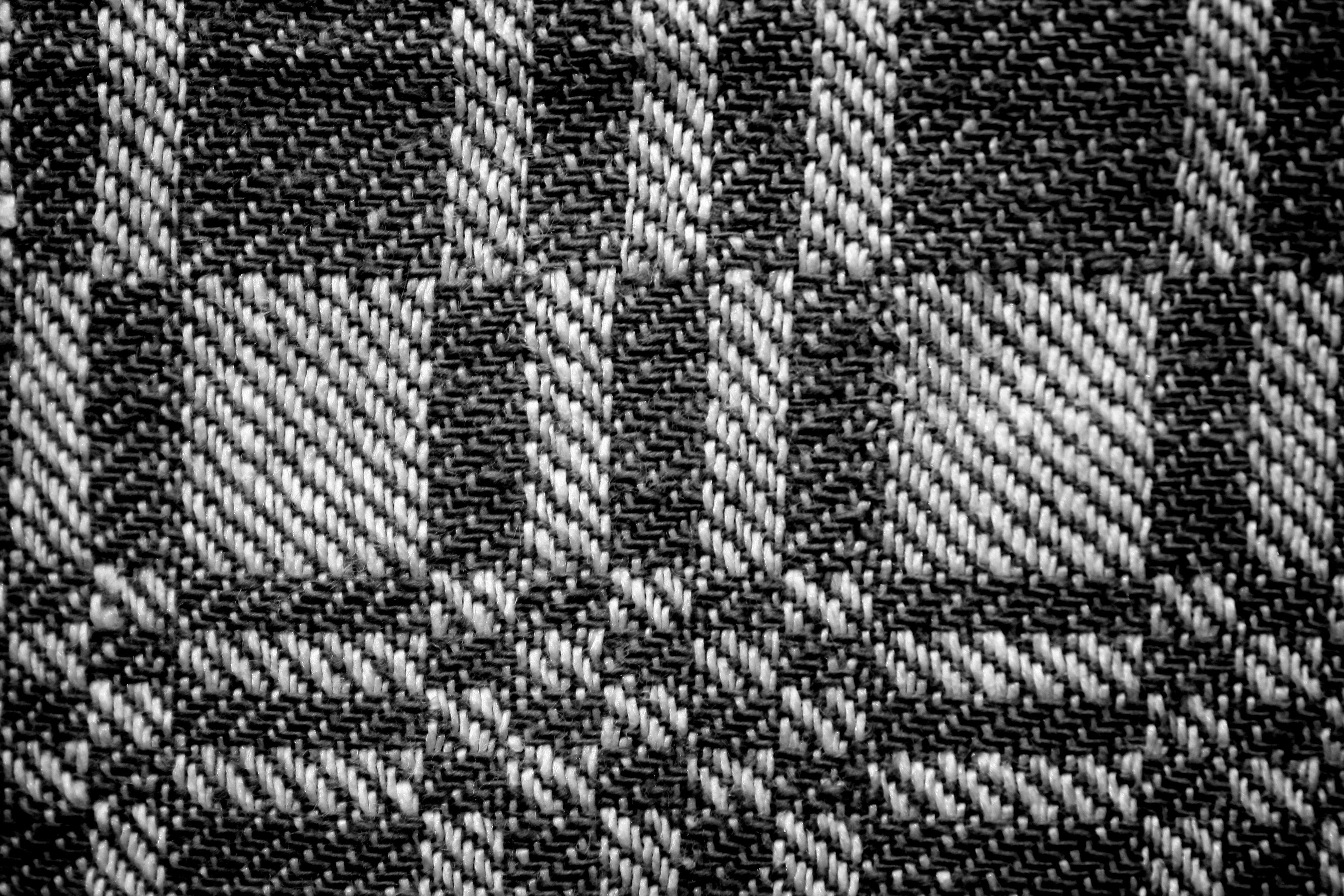 Imagen gratis: paño, tela tejida, textura, patrón cuadrado