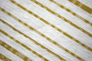 gold coler, diagonal stripes, textil, dishcloth, texture