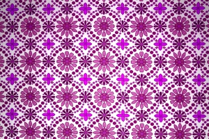 magenta color, floral design, textil, texture
