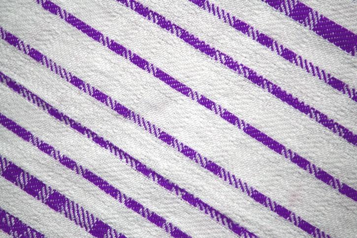 textil de couleur pourpre, rayures diagonales, tissu, texture