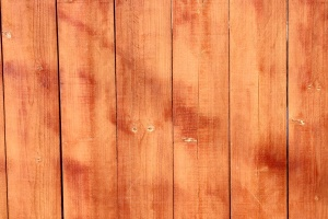 stained wooden planks, fence, wooden boards, planks