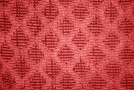 red, dishcloth, towel, pattern, close up