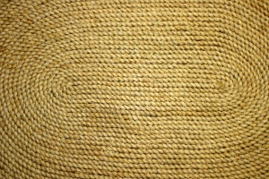 woven, straw, placemat, texture
