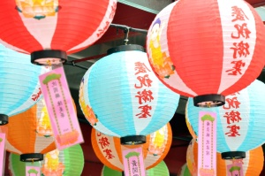 chinese lamps, symbol, traditional, hanging, colorful, lanterns