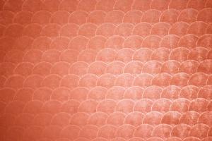 terracotta, circle pattern, plastic, texture