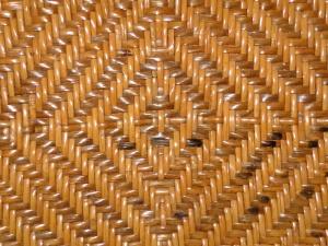 woven, straw, diamond pattern, texture