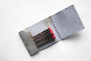 matches, carton