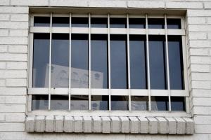 ventana, rejas de seguridad, instalación de seguridad