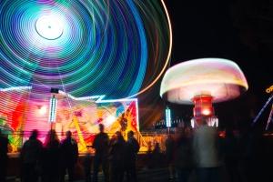 hudební festival, zábavní, noční život, párty, lidé