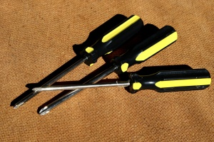 hand tool, screwdrivers