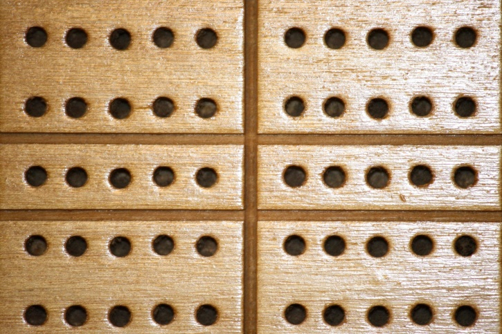 wooden board, holes, texture