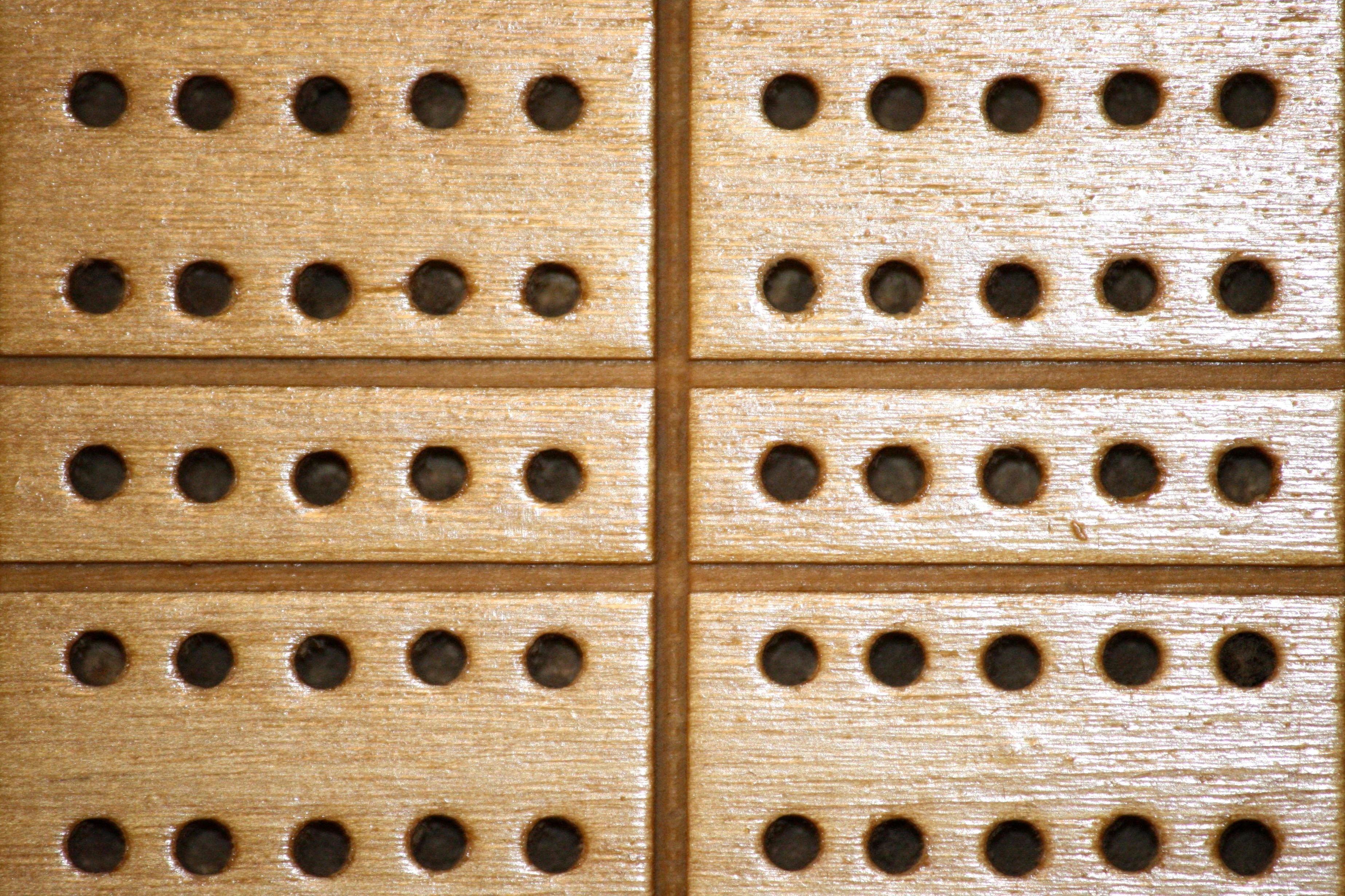 Free Picture Wooden Board Holes Texture