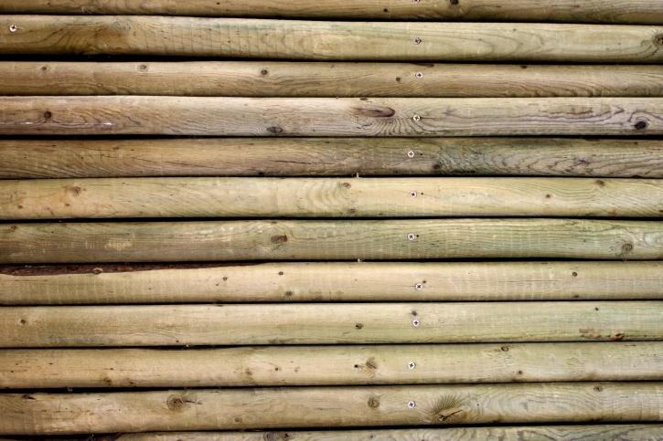 wooden poles, texture