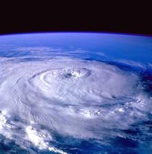 Earth planet, universe, sky, storm