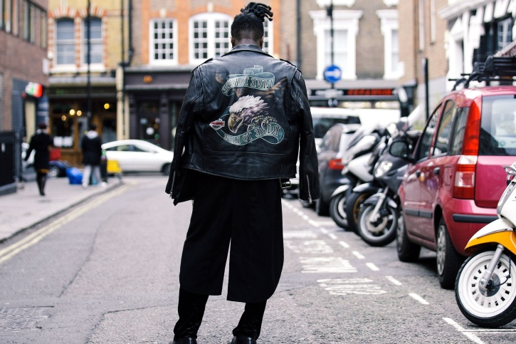 man, pants, road, street, fashion, urban, vehicles