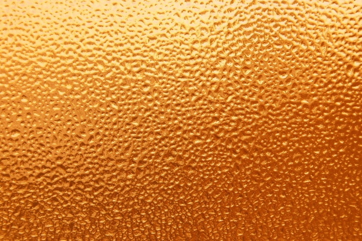 Free Picture Dimpled Design Ice Glass Texture Orange