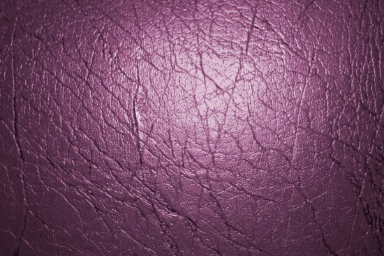 purple colored leather, texture