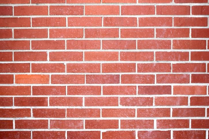 red brick, wall, texture