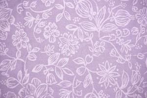 dusty, purple colored fabric, floral design, pattern, texture