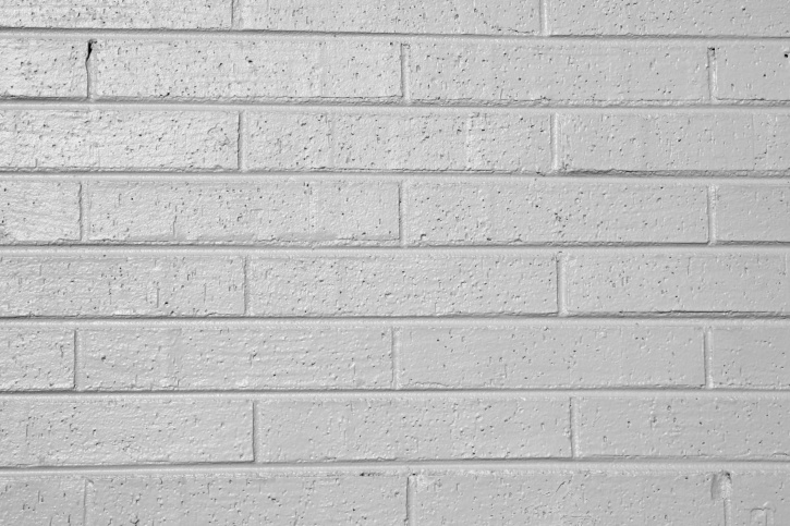 gray, painted brick wall, texture