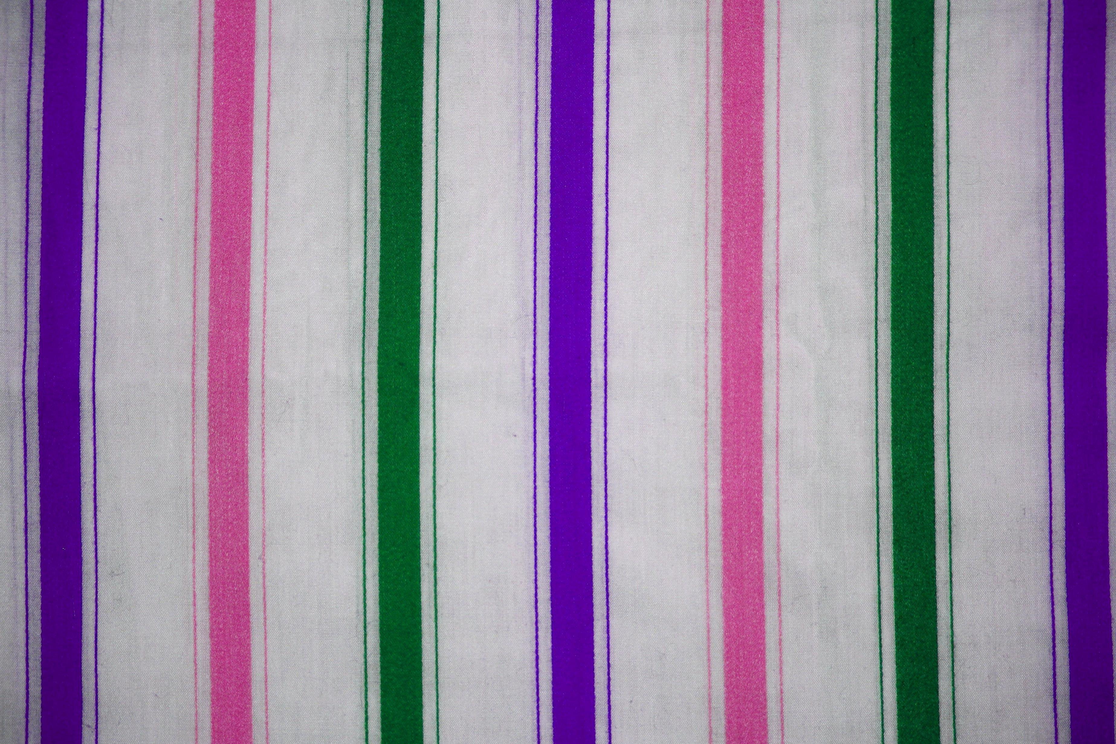 Imagen gratis: diseño de rayas, tela, textil, textura, verde, rosa ...