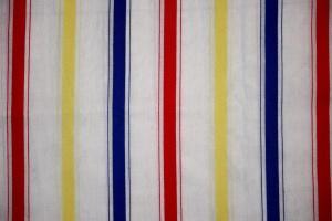 textil, Spültuch, Stoff, Textur, rot, blau, gelb, weiß