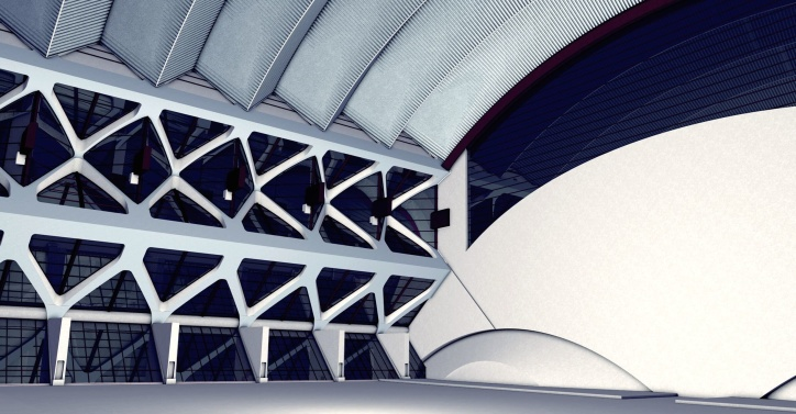 architecture, art, arch, building, modern design, construction
