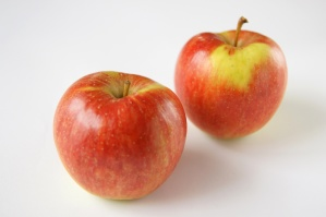 organic apples, red apples, red, diet