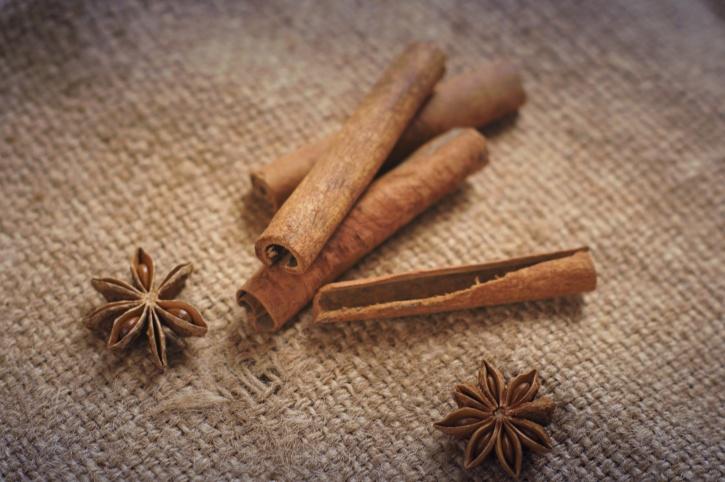 anise, cinnamon, sweat sticks, decoration