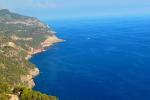 coast, coastline, Spain, summer time, Mallorca