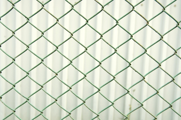 metal fence, wires, steel, rhomboid texture, steel wire, texture