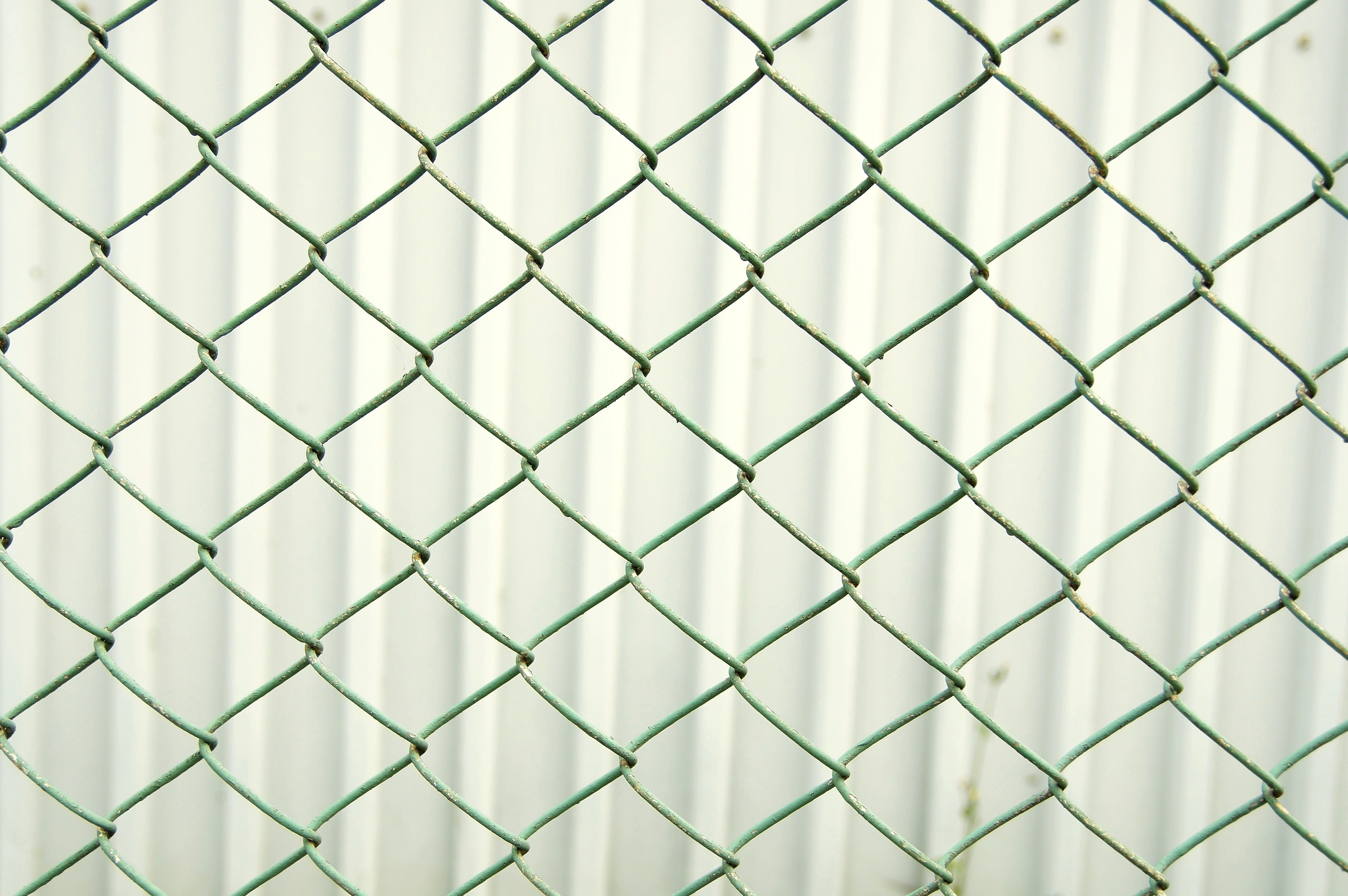 free picture metal fence wires steel rhomboid texture steel