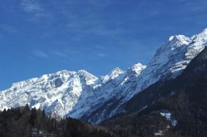 snow, mountains, Austria, Alps, Europe