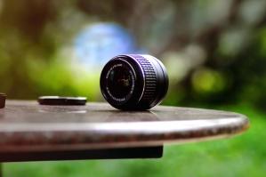 technologie, dřevo, fotoaparát, zoom, vybavení, zaměření, čočka