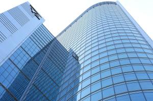 thiết kế hiện đại, thành phố, kính, xây dựng, cửa sổ, kiến trúc, Trung tâm thành phố